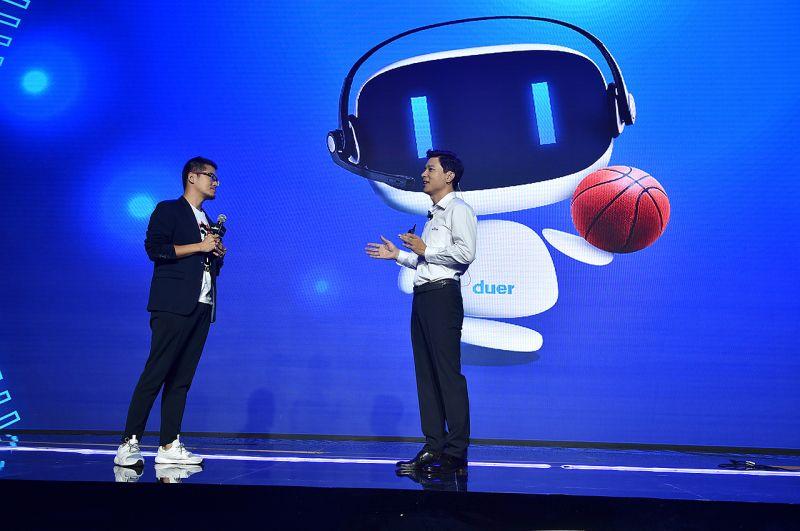"""篮球的迷妹""""度秘""""的粉丝 百度大脑带来最强AI应用 - 金评媒"""
