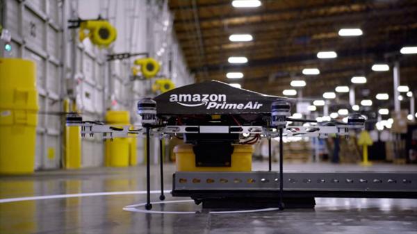 亚马逊为何一直锲而不舍的研究无人机? - 金评媒