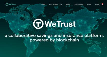 首个以太坊应用ROSCA即将推出 WeTrust搭建未来存款与保险信任平台