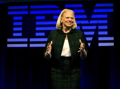 IBM首席执行官Ginni Rometty对区块链深信不疑