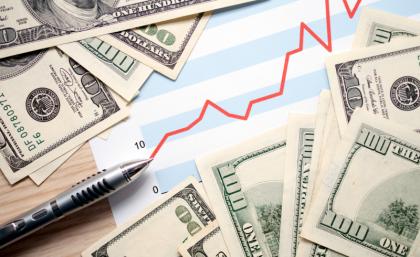 美元或见顶,人民币中间价大涨232点报6.8909元