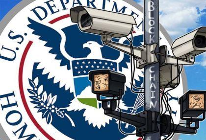 美国国土安全部正通过区块链平台进行数据安全储存