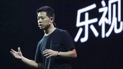 """乐视发公告澄清""""把股价做到100元"""" 贾跃亭致歉"""