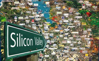 研究表明:众筹带领风险投资家在硅谷外进行投资