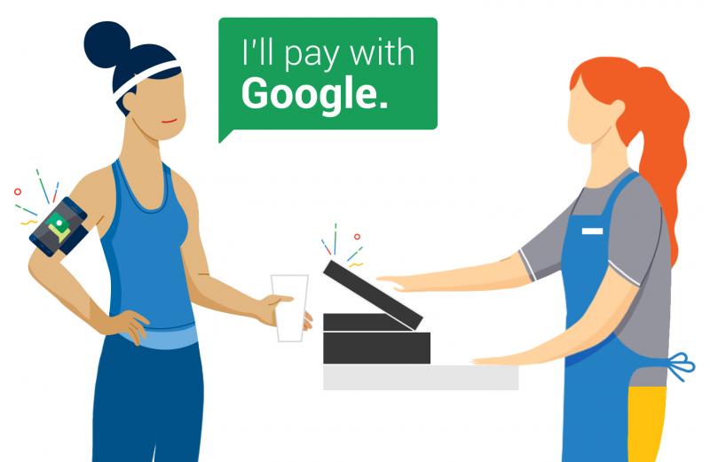 谷歌将于2月8日结束Hands Free支付试验 - 金评媒