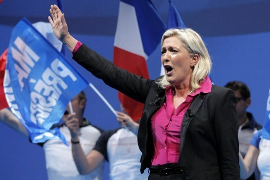 陈涵薇:第二个退欧的国家?法国的出路将把握在这个女人中! - 金评媒