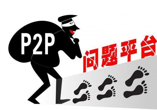 8家P2P同时爆雷 数万投资者被卷入 - 金评媒