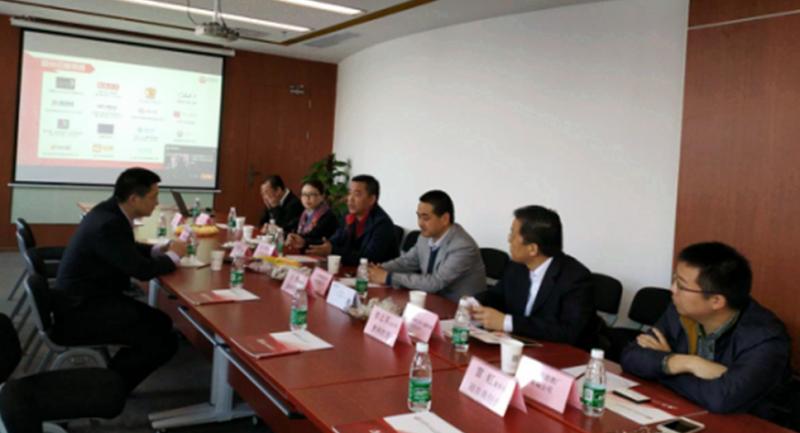 """众投邦让""""两城""""更近 顺德企业深圳对接资本忙 - 金评媒"""