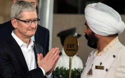 大中华区持续掉粉,苹果押宝印度意义何在?