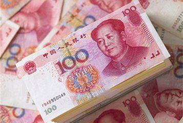 中国3月份银行结售汇逆差800亿元人民币