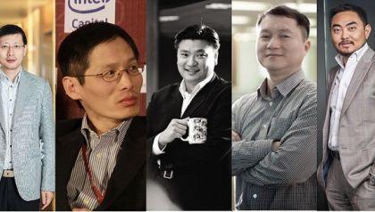 """中国顶级VC都有谁?福布斯""""全球最佳创投人""""榜单发布,16位华人上榜"""