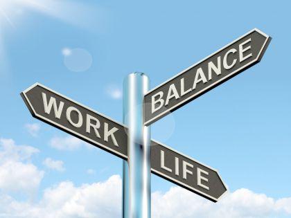 怎样才能让事业和家庭达到平衡状态?