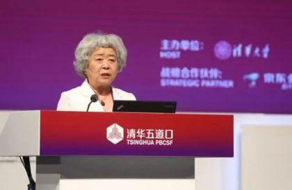 吴晓灵:中国处在一个比任何时候都更加注重保障金融安全的时期