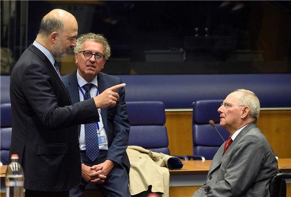 """救急!希腊再获欧元集团85亿欧元""""金援"""" - 金评媒"""