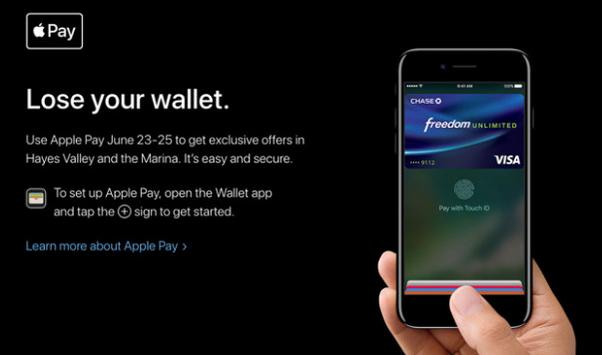 苹果效仿中国对手:实体店用Apple Pay可获补贴 - 金评媒
