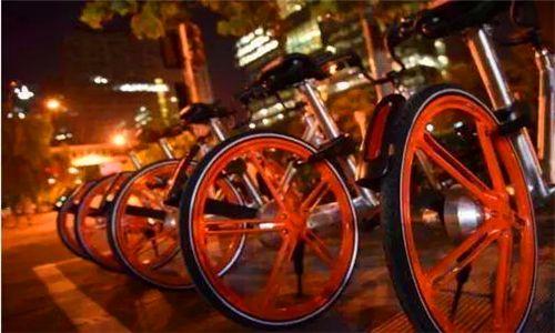 """共享单车""""竞争残酷"""",某品牌向二三线城市进攻! - 金评媒"""
