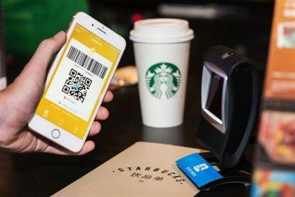 支付宝与星巴克合作 支持国内2800多家门店扫码付款
