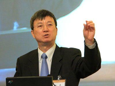 朱民:主导金融科技的是金融还是科技? - 金评媒