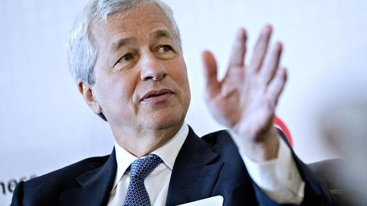 摩根大通CEO:我再也不谈论比特币了 - 金评媒