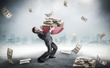 """网贷平台刚刚挺过""""监管月"""",互金行业面临资金枯竭?"""