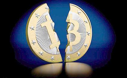 比特币黑色十一月 OKEx发布比特币分叉措施