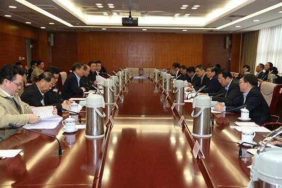 发改委与工商银行等五家金融机构签署协合作协议 - 金评媒