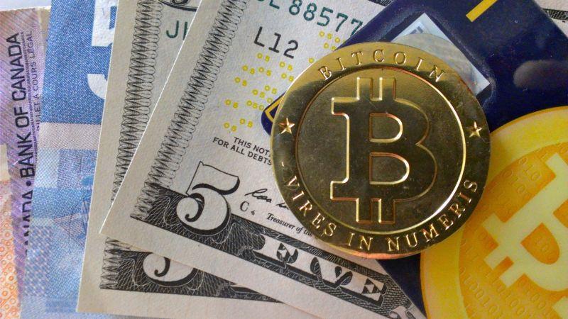 比特币五天重挫30% 比特币现金跃居第二大虚拟货币 - 金评媒