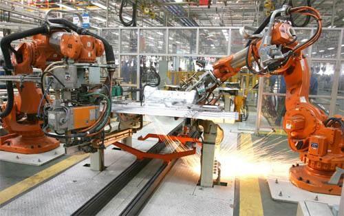 人工智能时代   工业机器人快速发展 - 金评媒