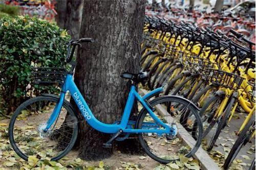小蓝单车退押金难 共享单车押金第三方托管是真是假? - 金评媒