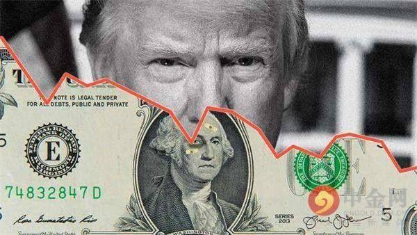 美元兑日元三周连涨戛然而止 - 金评媒