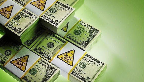 """十年期国债收益率破""""4"""" 央行开展2800亿元逆回购 - 金评媒"""