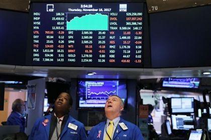 美国税改方案获众议院通过 美股齐收高