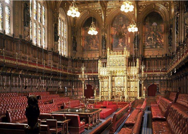 英国上议院建议政府开发区块链技术 - 金评媒