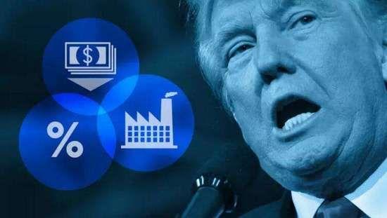 美国史力度最大的减税方案,中国制造业直接承压 - 金评媒