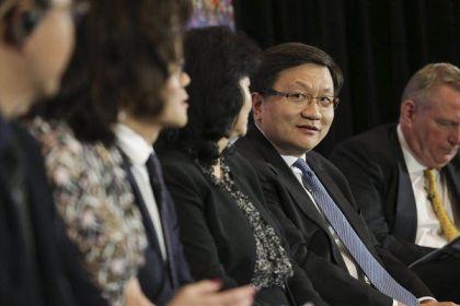 宜信创始人、CEO唐宁应邀出席《财富》全球论坛 展望全球金融科技发展与创新