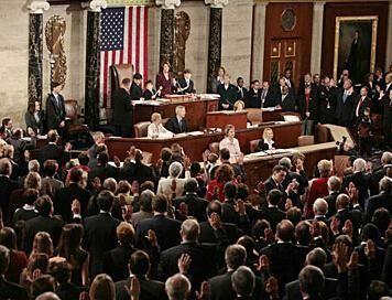 外媒:美参众两院就税改法案达成原则协议