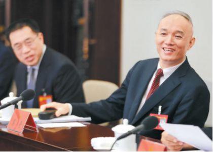 蔡奇:推进北京市金融工作改革,发展与首都地位相匹配的现代金融业