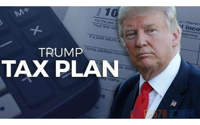 税改前景光明美元恢复元气 - 金评媒