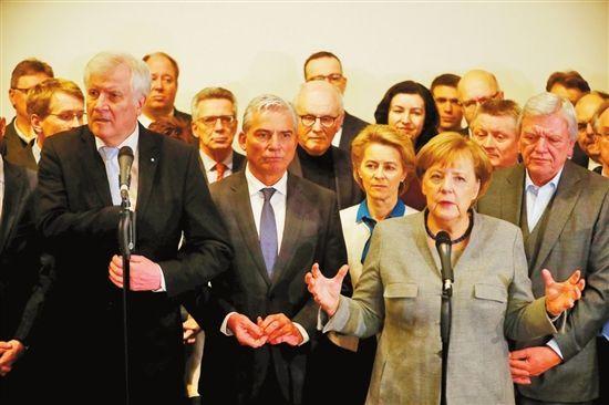德国组阁加速欧元否极泰来 - 金评媒