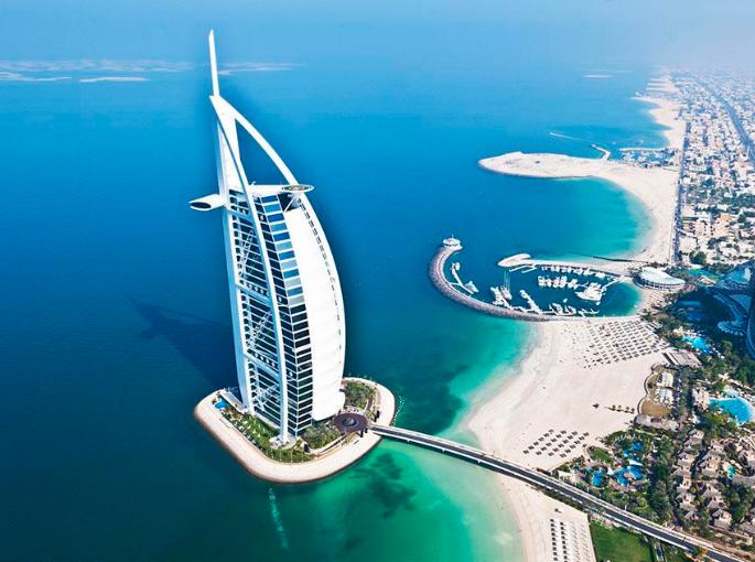 土豪向往技术宅,迪拜欲成中东的区块链老大