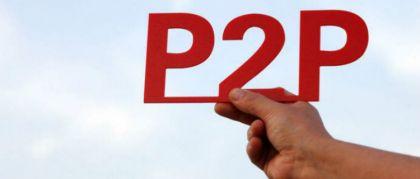 分析:一张图告诉你,为什么选P2P而不选银行理财