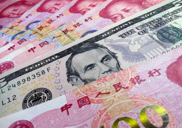 人民币对美元涨破6.5,今年有望继续升值 - 金评媒