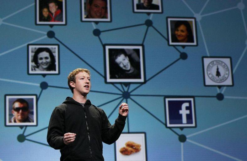扎克伯格称今年或尝试将区块链应用于Facebook改革 - 金评媒