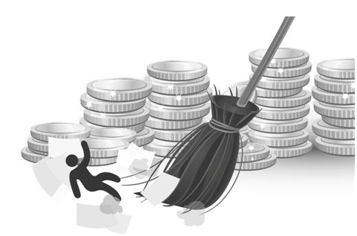 一周大逆转:瑞波币回吐60%涨幅转跌 以太币涨50%争夺数字货币龙头 - 金评媒