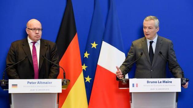 法国德国财长呼吁:取缔比特币等加密货币 - 金评媒