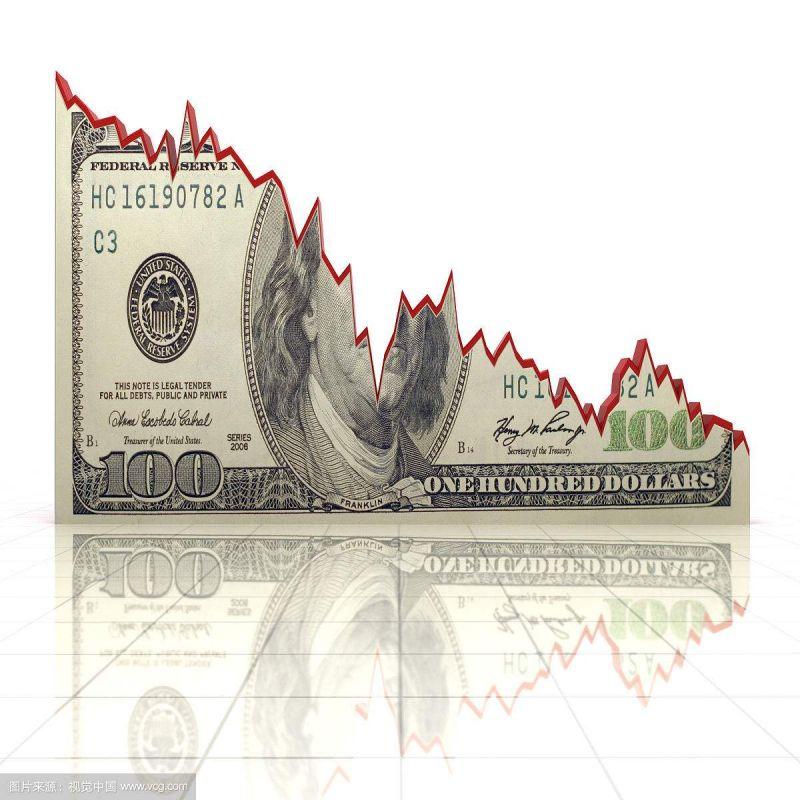 美元多头最不想看见的一张图! - 金评媒