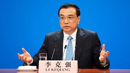 李克强:中国不会出现系统性金融风险 银保合并是为防止规避监管的行为