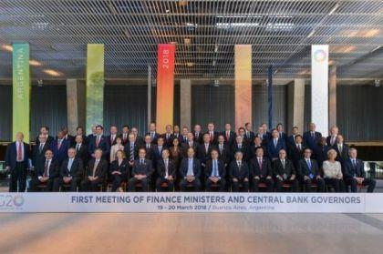 周小川率团出席G20会议:中国正在推动金融部门开放