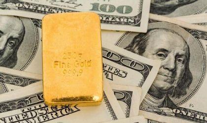 """【黄金管家】一张图告诉你 黄金与美元眼下有多""""亲密"""""""