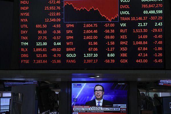 哈继铭谈中美贸易冲突:美国的软肋不在货物贸易而在资本市场 - 金评媒
